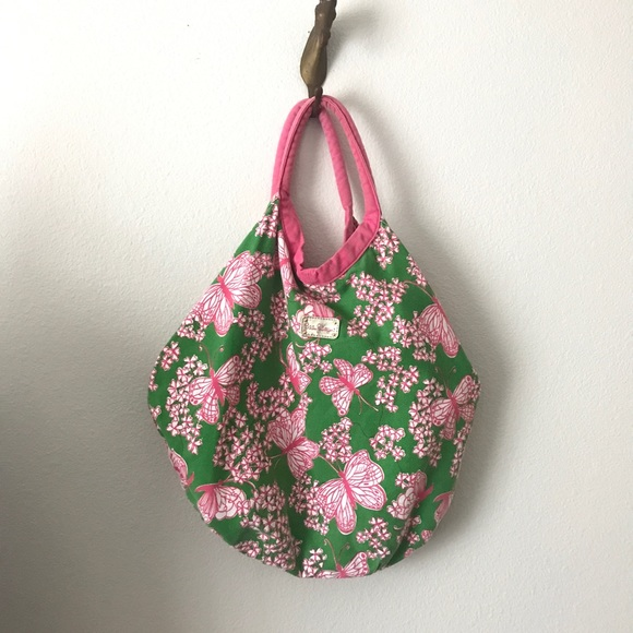 Lilly Pulitzer Handbags - Lilly Pulitzer Hobo Bag/Tote